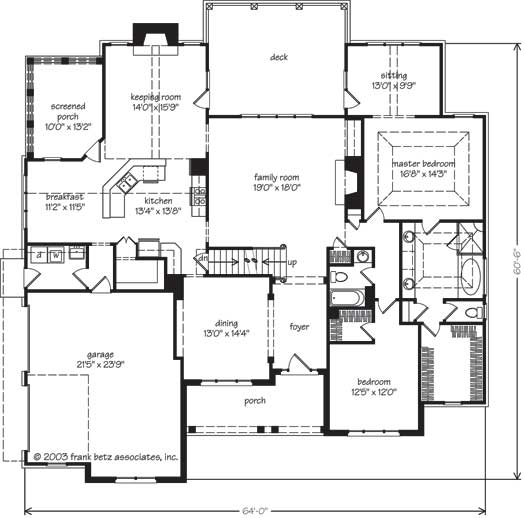 Type of house southern living house plans for Southern home plans designs